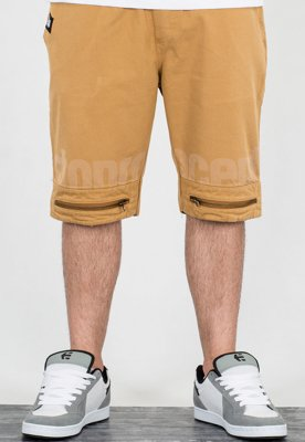 Spodenki Stoprocent Joggy Shorts honey