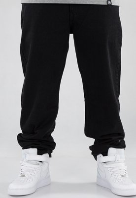 Spodnie Prosto Baggy Fit Flavour 2 black