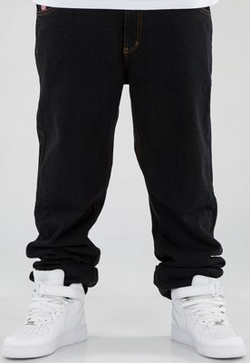 Spodnie Prosto Baggy Fit Flavour black