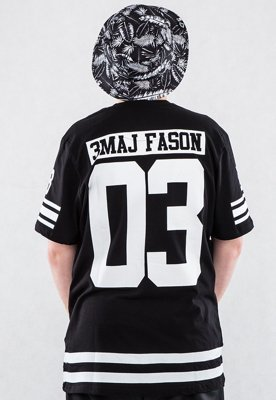 T-shirt 3maj Fason 03 Pocket czarny