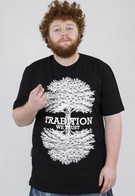 T-shirt Equalizer Tradition czarny