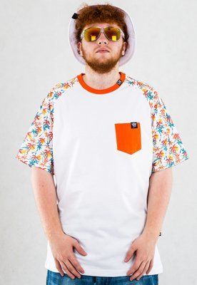 T-shirt Lucky Dice Summer Palms