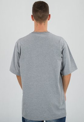 T-shirt Stoprocent Baggy Base szary