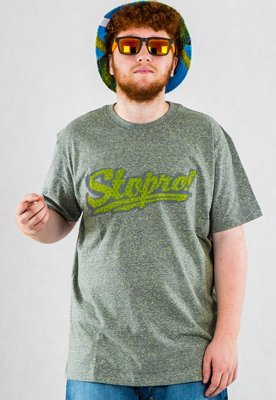 T-shirt Stoprocent Base szary