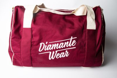 Torba Diamante Wear Duffle 2 bordowa