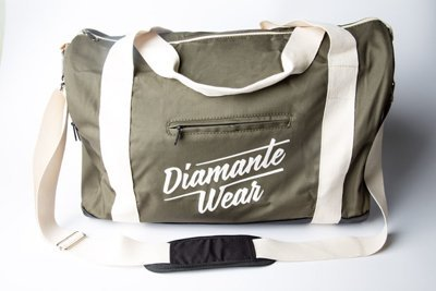 Torba Diamante Wear Duffle 2 oliwkowa